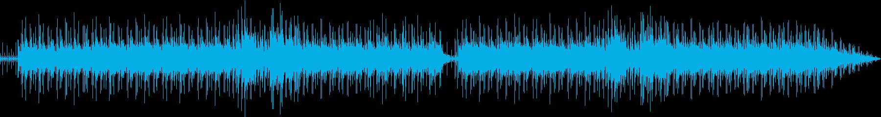 穏やかでのんびりなインストポップの再生済みの波形