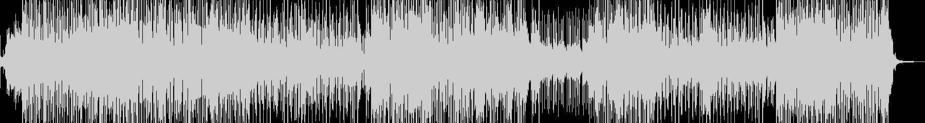 琴・三味線・レトロな演歌調R&Bポップの未再生の波形