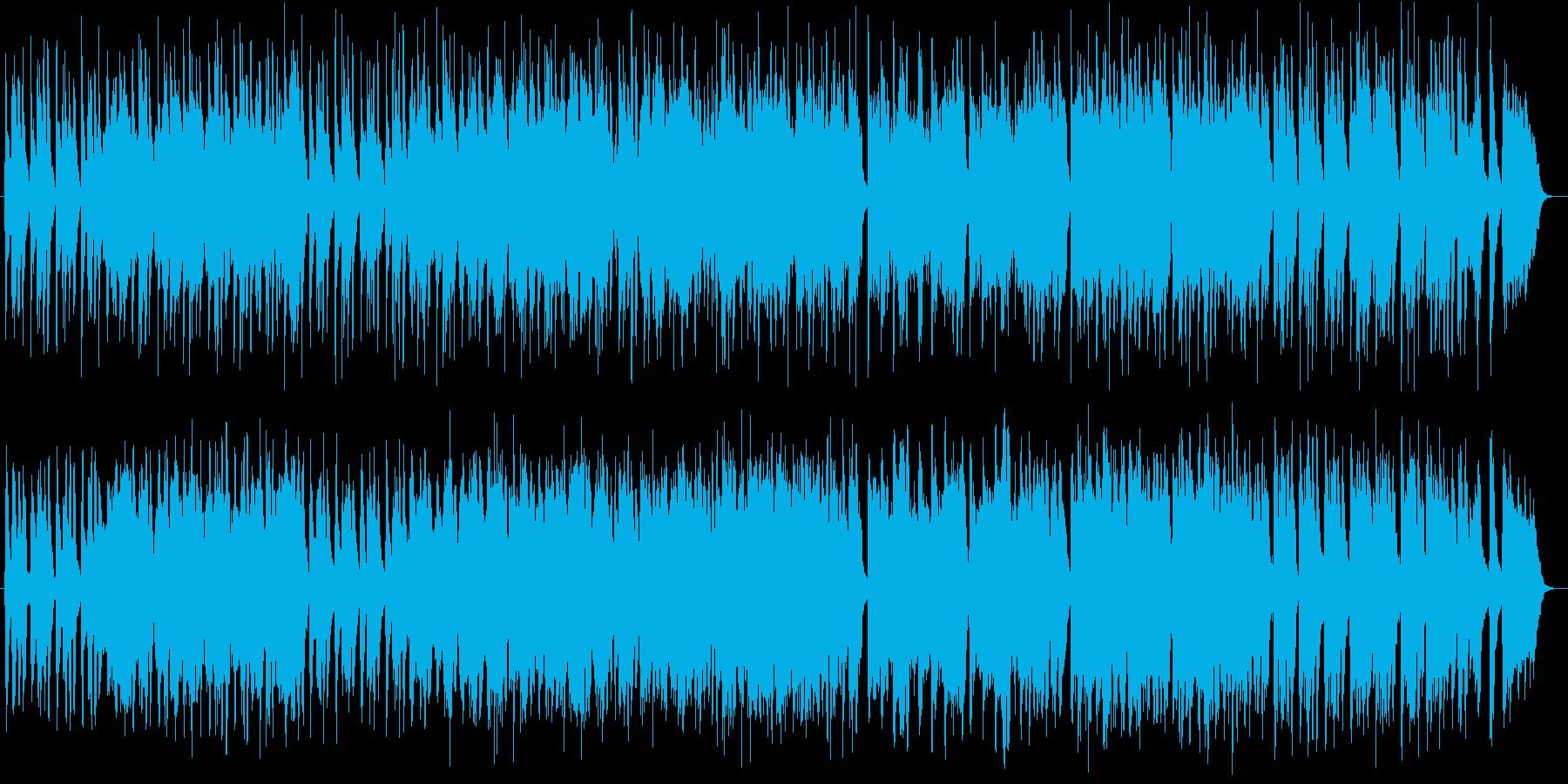 Palaceの再生済みの波形