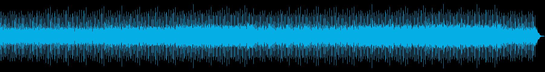 オーガニック・始まり・アコギオープニングの再生済みの波形