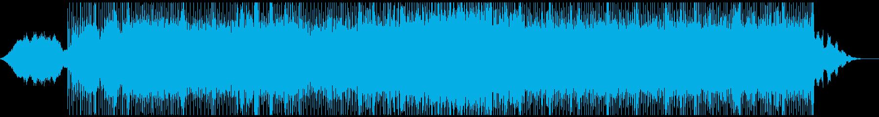 神秘的なイントロ。エクストリームス...の再生済みの波形