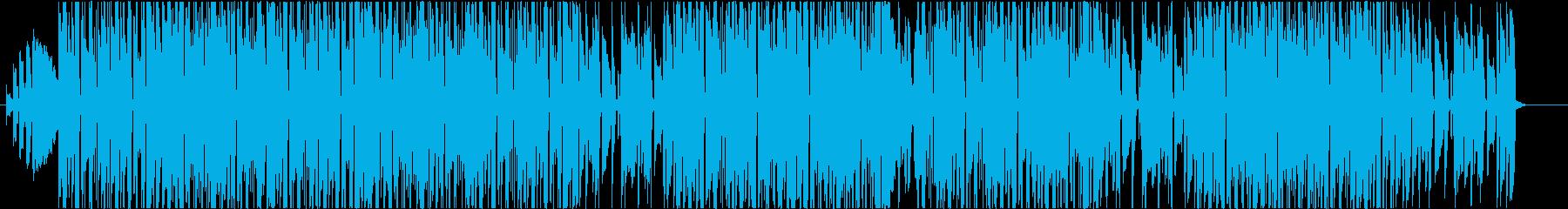 洋楽、全米最新ヒップホップサウンド♪の再生済みの波形