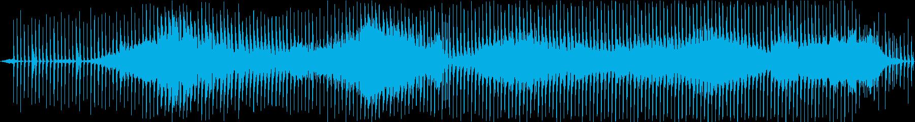 コーポレート ドラマチック おしゃ...の再生済みの波形