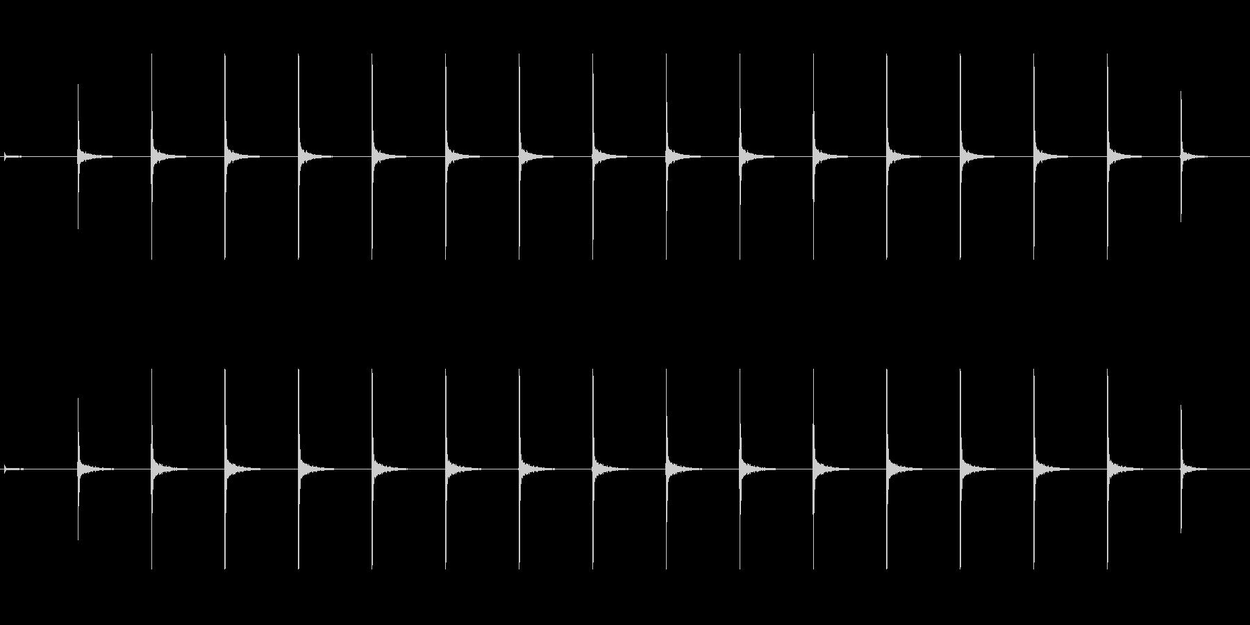 時計 ticktock_44-4_revの未再生の波形