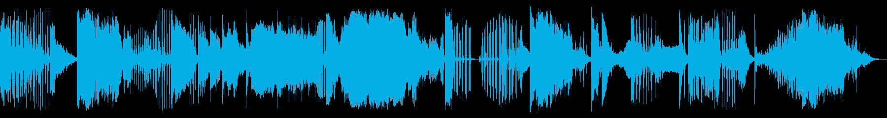 ロングショットボウリングストライクの再生済みの波形