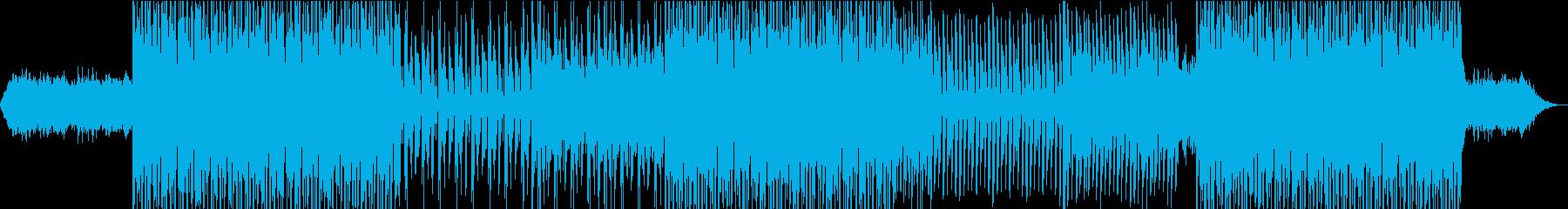 可愛くてメロディックなポップ/ダン...の再生済みの波形