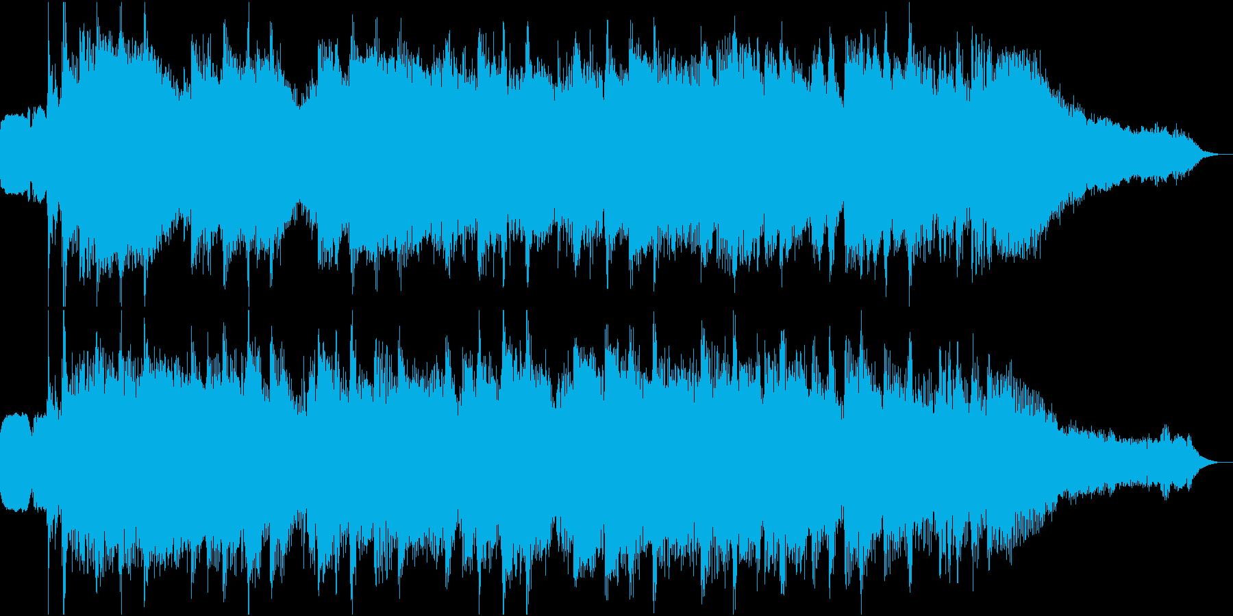 【20秒】爽やかバイオリン/ラジオCM用の再生済みの波形