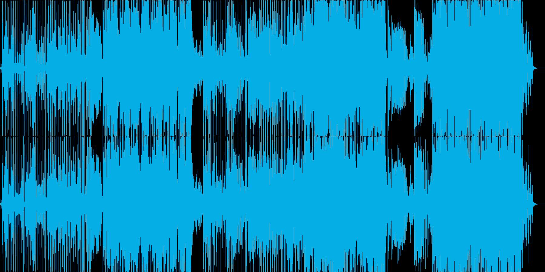 【生演奏】ピアノ旋律が印象的なポップスの再生済みの波形