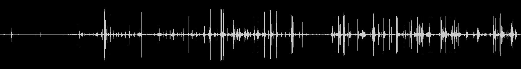 荷物移動ボックスラッチaの未再生の波形
