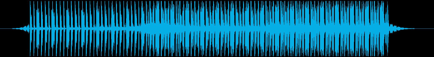 ラグジュアリーファッション(60秒)の再生済みの波形