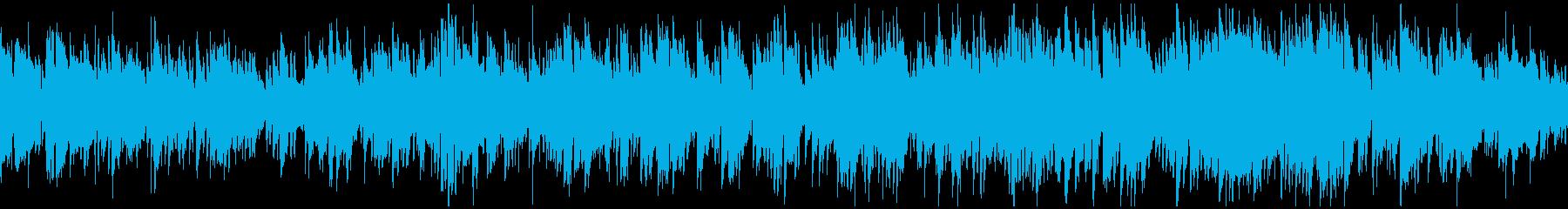 大人のマイナー調ボサノバ ※ループ仕様版の再生済みの波形