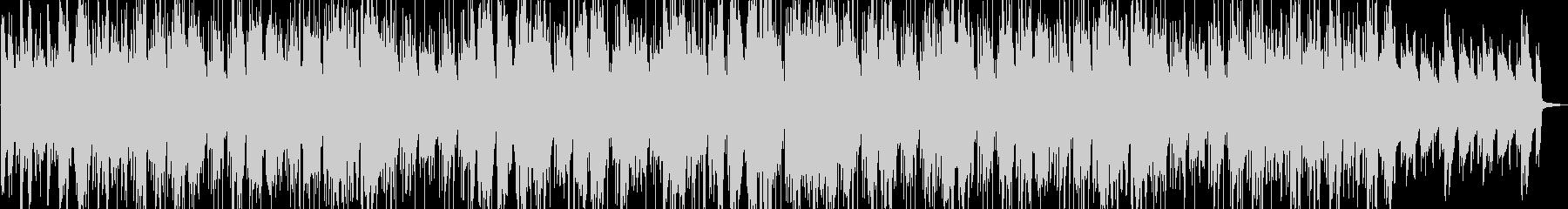 ムーディーなサックスとトランペットのんの未再生の波形