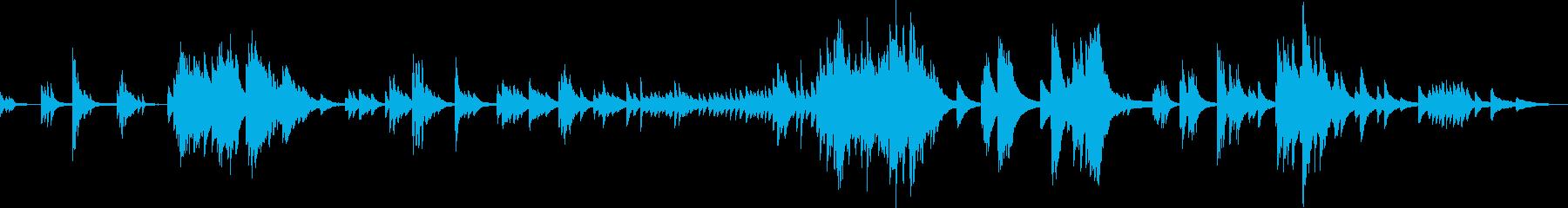 運命の螺旋(ピアノソロ・悲しい・切ない)の再生済みの波形