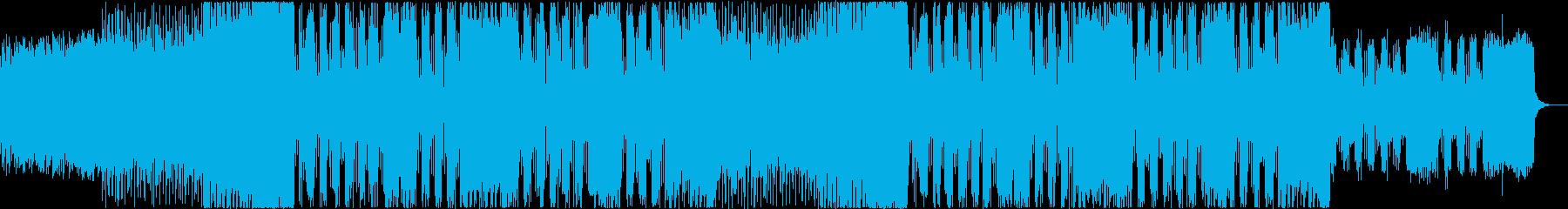 企業VP、CM系EDM 1の再生済みの波形