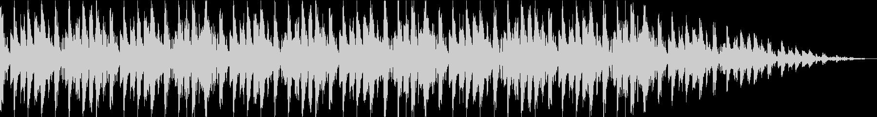 ジャングルポップス A[ショート]の未再生の波形