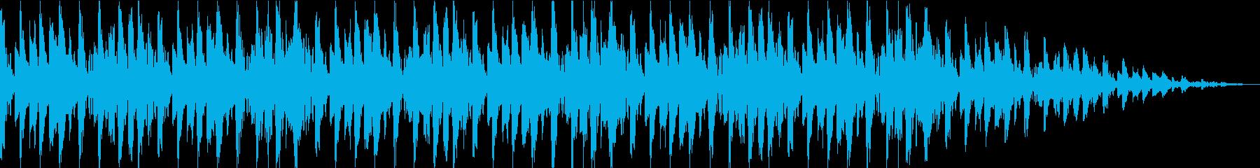 ジャングルポップス A[ショート]の再生済みの波形