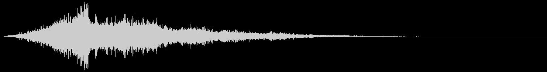映画・映像用サウンドロゴ (FX)_03の未再生の波形