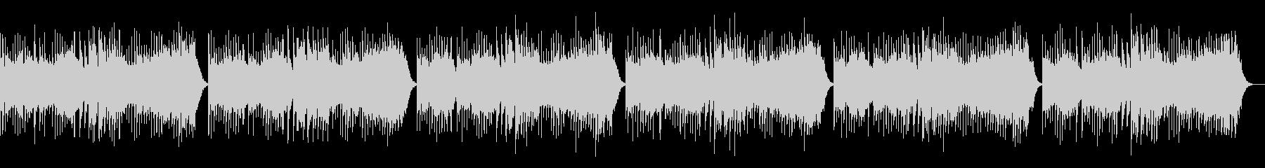 ベートーベン第九 / オルゴールの未再生の波形