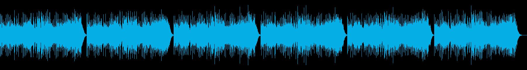 ベートーベン第九 / オルゴールの再生済みの波形