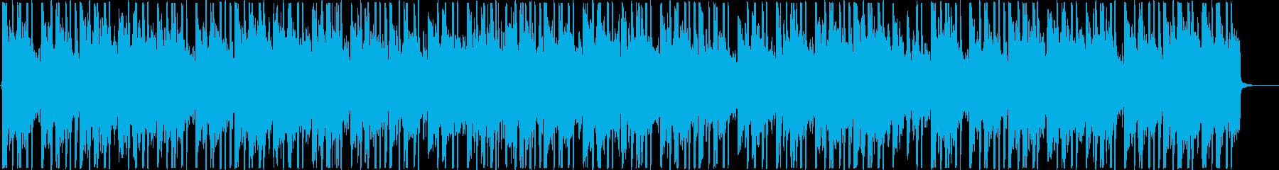 チルアウト R&B HIPHOPの再生済みの波形