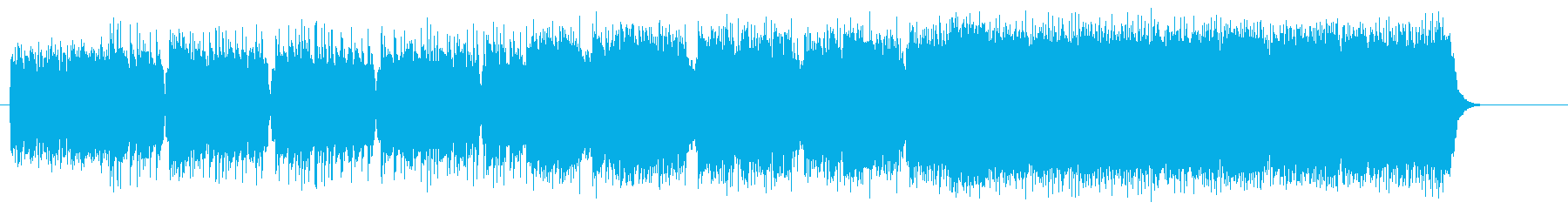 パワー・メタル(ダイナミック!)の再生済みの波形