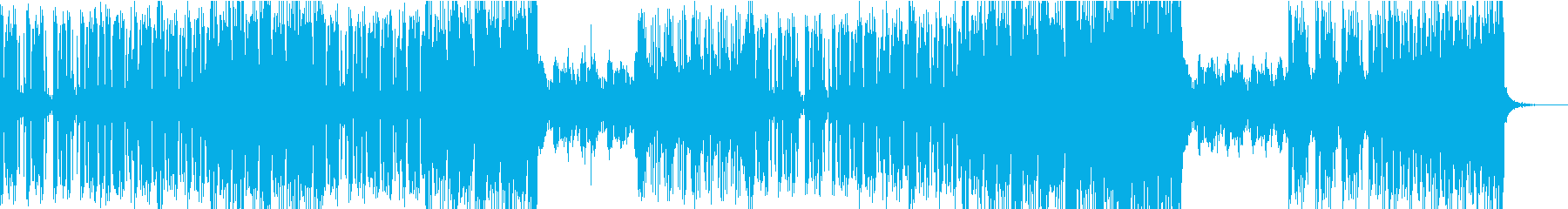 darkwave electroの再生済みの波形