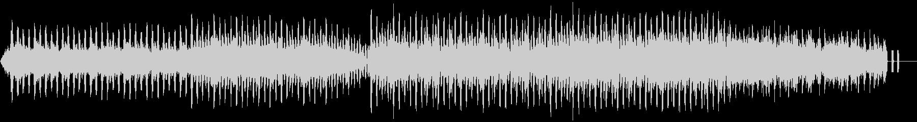 熱く切ないピアノが印象的のBGMの未再生の波形