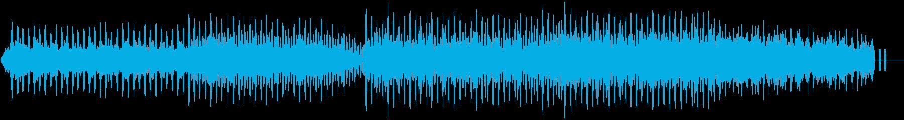 熱く切ないピアノが印象的のBGMの再生済みの波形