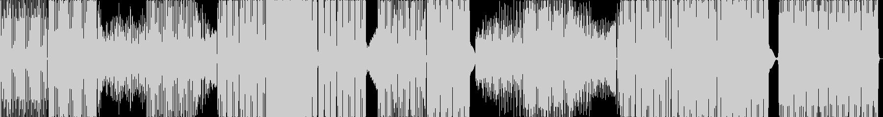 ハウスコマーシャル。の未再生の波形