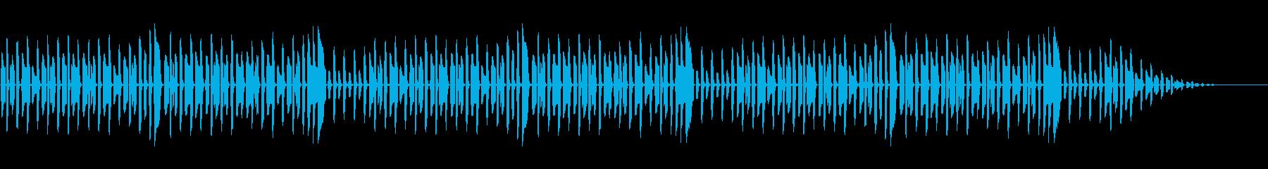 童謡「もみじ」脱力系アレンジの再生済みの波形