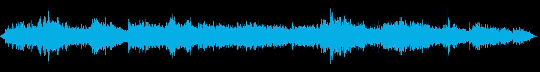 古代宇宙医療研究所の不吉な展示低ド...の再生済みの波形