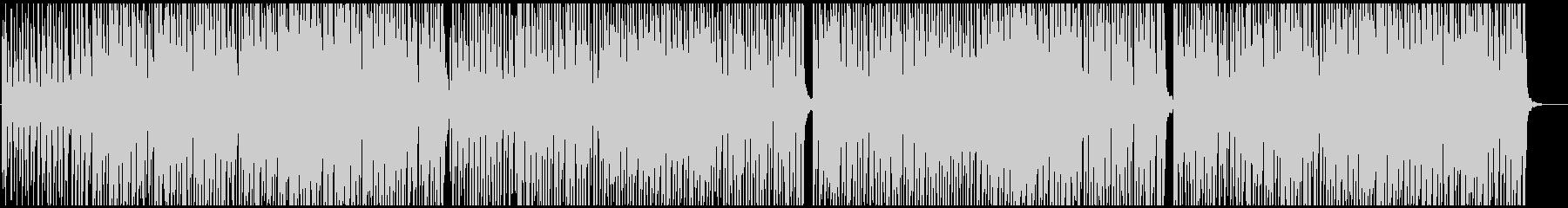 伝統的 ジャズ ビバップ ディキシ...の未再生の波形