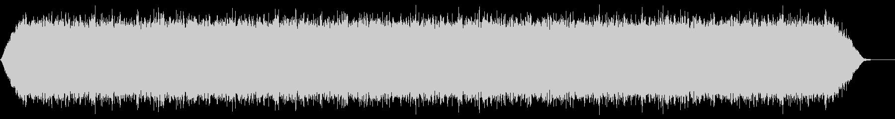 【アンビエント】ドローン_47 実験音の未再生の波形