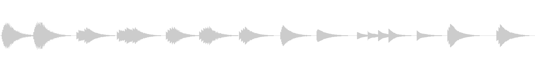 宇宙ショット、レーザー、SCI F...の未再生の波形