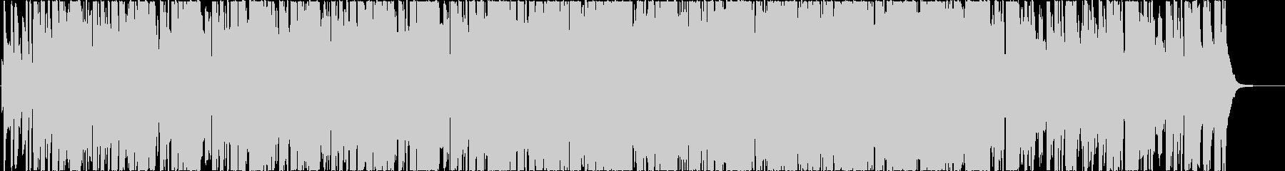 怪しいインド風トラップ・ヒップホップcの未再生の波形
