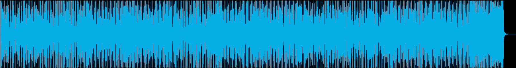 かけっこ楽しいなの再生済みの波形
