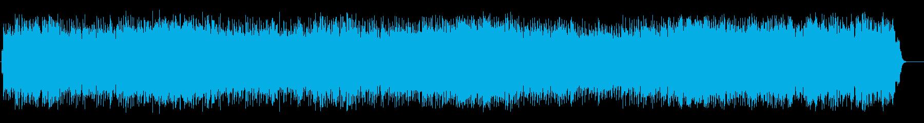 夏の定番思い出の湘南サウンド系ポップスの再生済みの波形