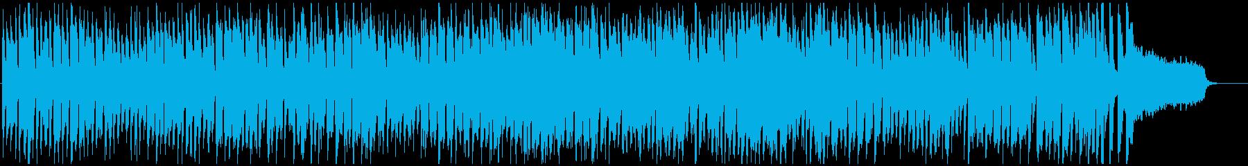 陽気なコメディ系のサックス・ポップスの再生済みの波形