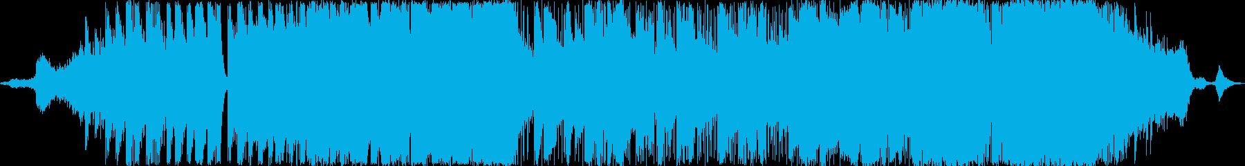 エレクトロニック 勝利者 静か 楽...の再生済みの波形