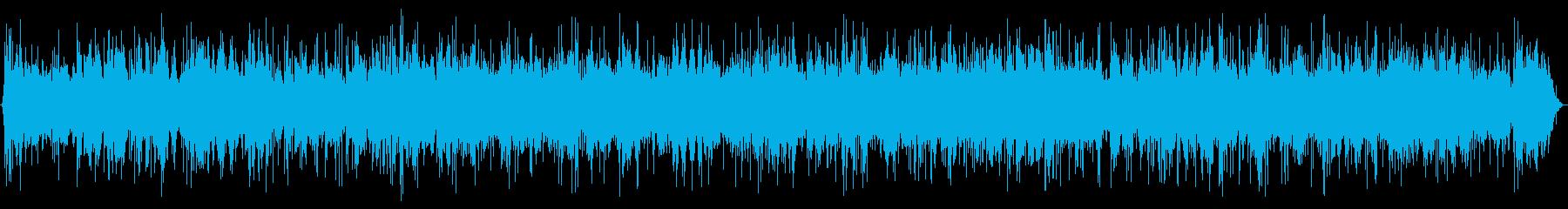 5分間の水中・海中・ポコポコの再生済みの波形