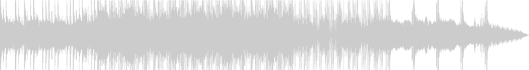 エッジの効いたドラムンベース/ブレ...の未再生の波形