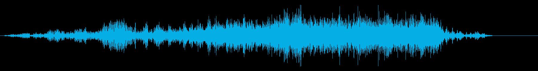 スカウトトラック:スローイン、アイ...の再生済みの波形