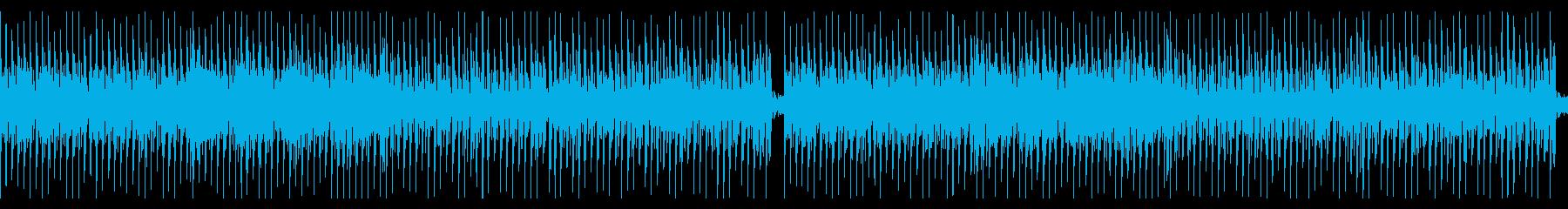 【ニュース】ニュース番組向け分析・解説Bの再生済みの波形