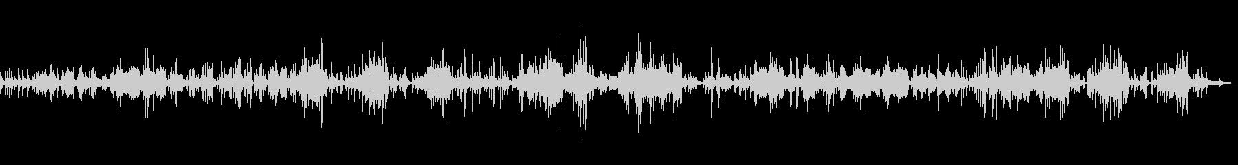 モーツァルトピアノソナタK333第2楽章の未再生の波形