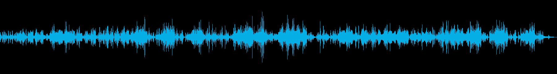 モーツァルトピアノソナタK333第2楽章の再生済みの波形