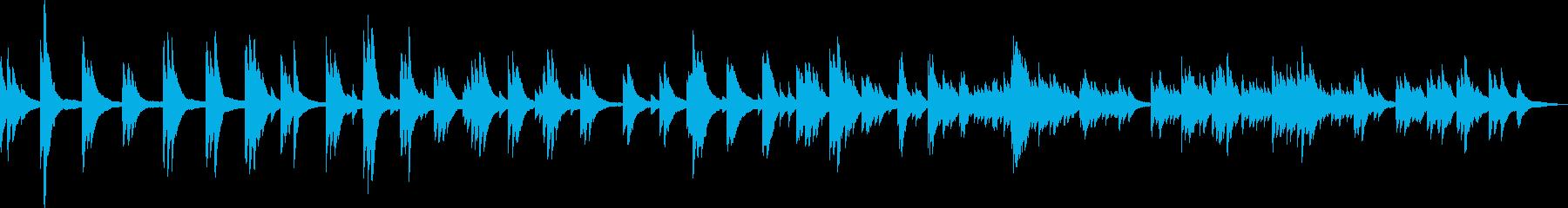 後悔(ピアノソロ・バラード・悲しい)の再生済みの波形