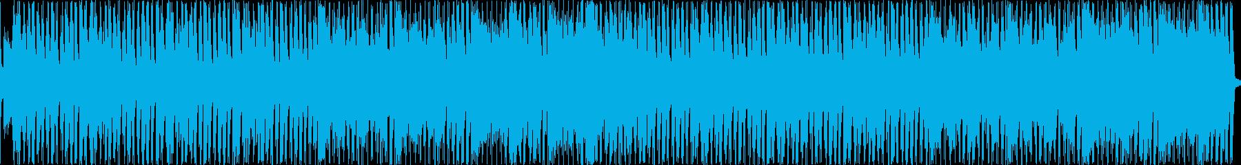 Cartoon 楽しげ 希望的 フ...の再生済みの波形
