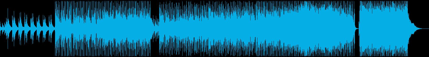 ポップ ロック 代替案 ほのぼの ...の再生済みの波形