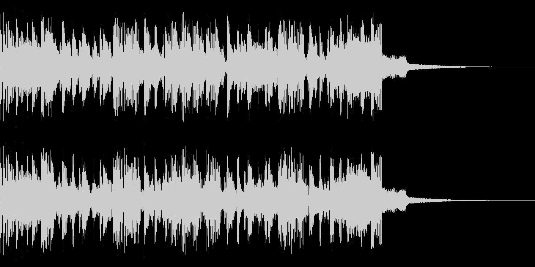 ALTをロールアウトします。混合の未再生の波形