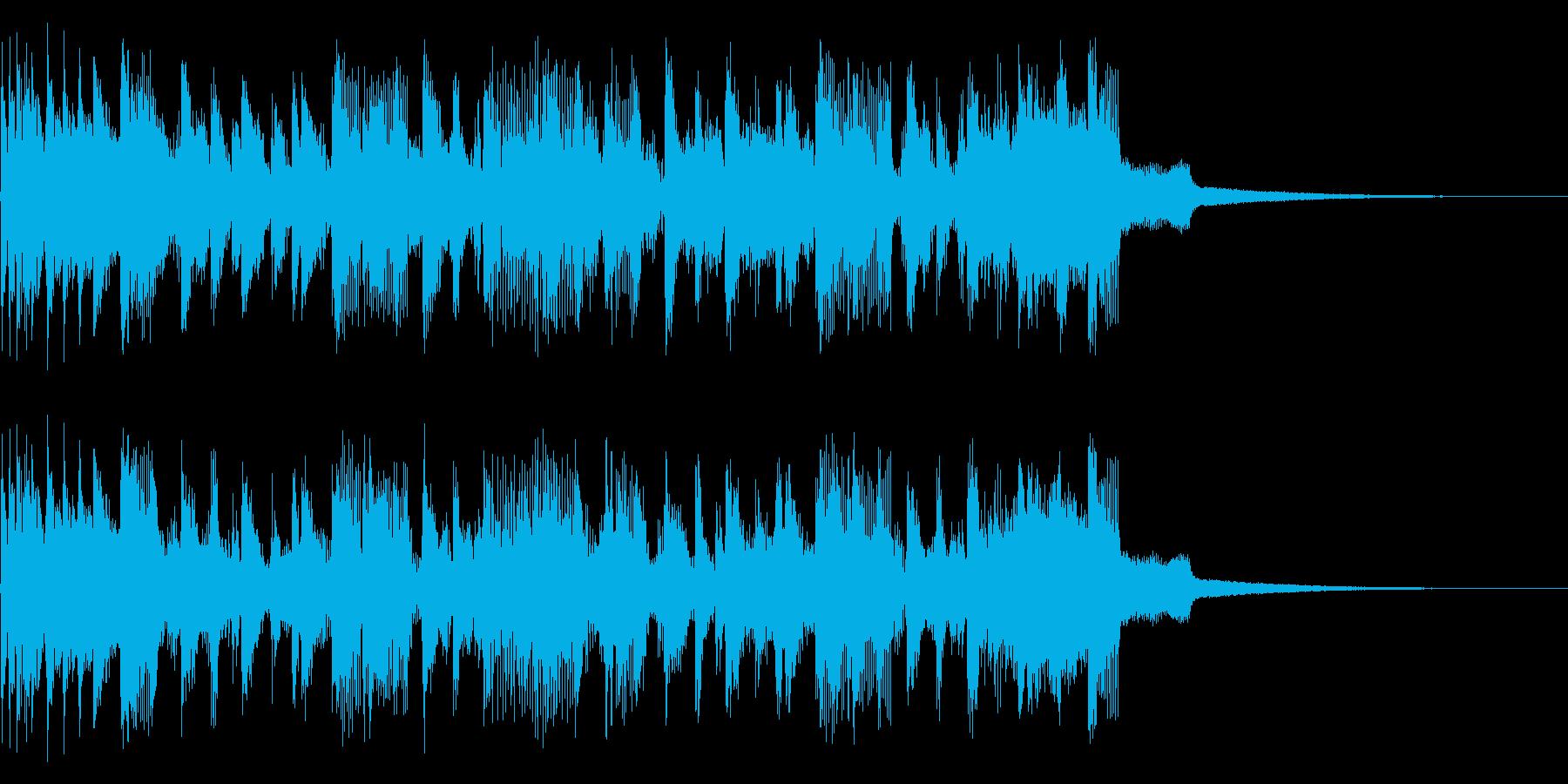 ALTをロールアウトします。混合の再生済みの波形